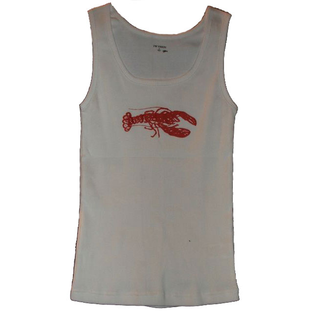 womens lobster tank top